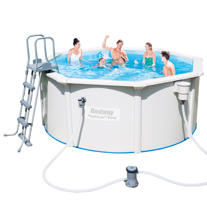 Bestway 10ft Hydrium Pool Set (7,630L) BW56563 For Just £549.95 ...