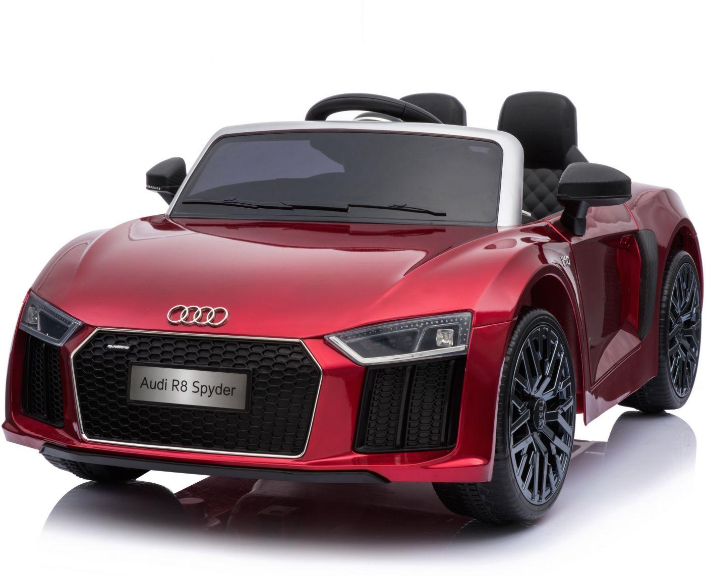 New Shape Licensed Audi R8 Spyder 12v Children S Electric Ride On