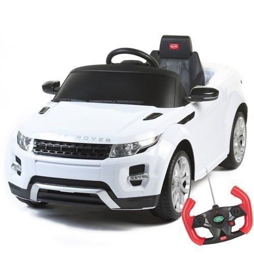 Range Rover Evoque 12v Licensed Children S Kids Ride On Electric