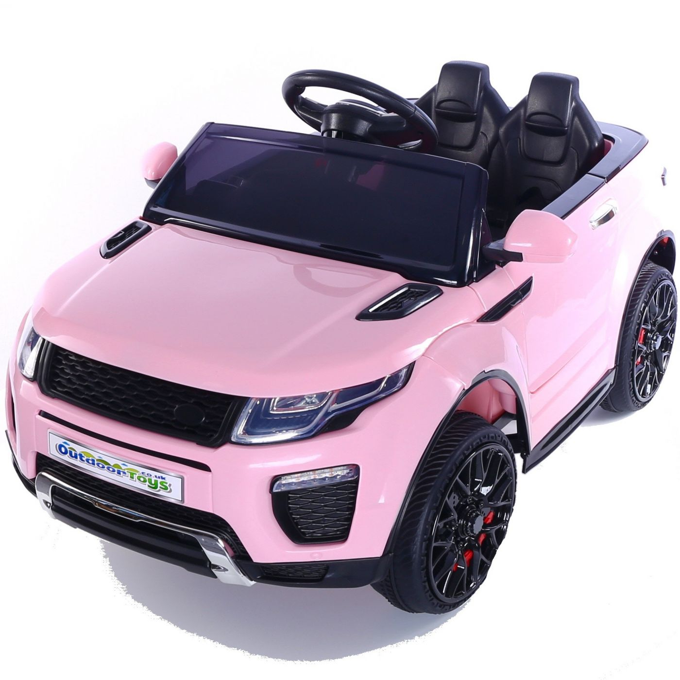 1c946667e32 Range Rover Evoque Style 12v Child s Ride On Car - Pink For Just ...