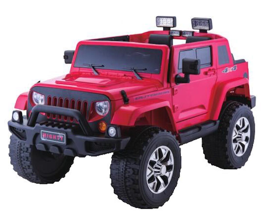 85e23583f07 Jeep Rubicon Style 24V 4WD Children s Ride On with 2.4G Parental ...