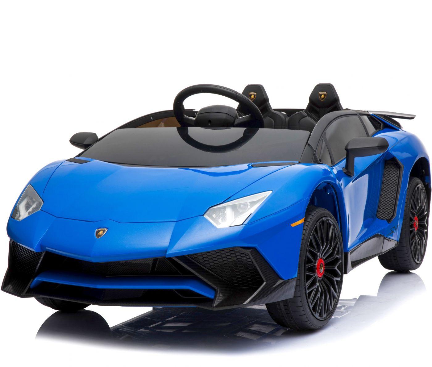 Licensed Lamborghini Aventador Roadster Sv 12v Children S Ride On