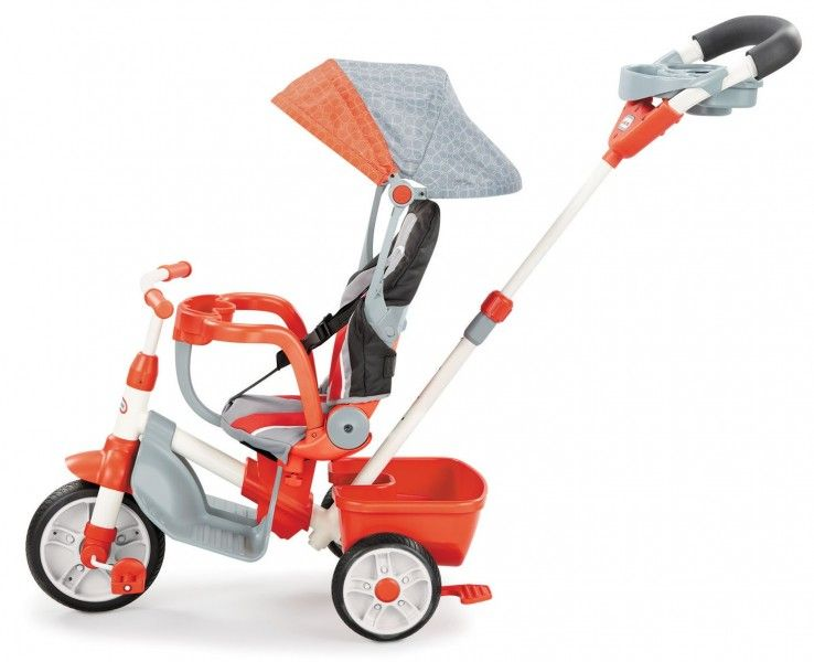 7991e1da6ac Little Tikes 5-in-1 Ride & Relax Trike - Red For Just £118.95   Outdoor Toys