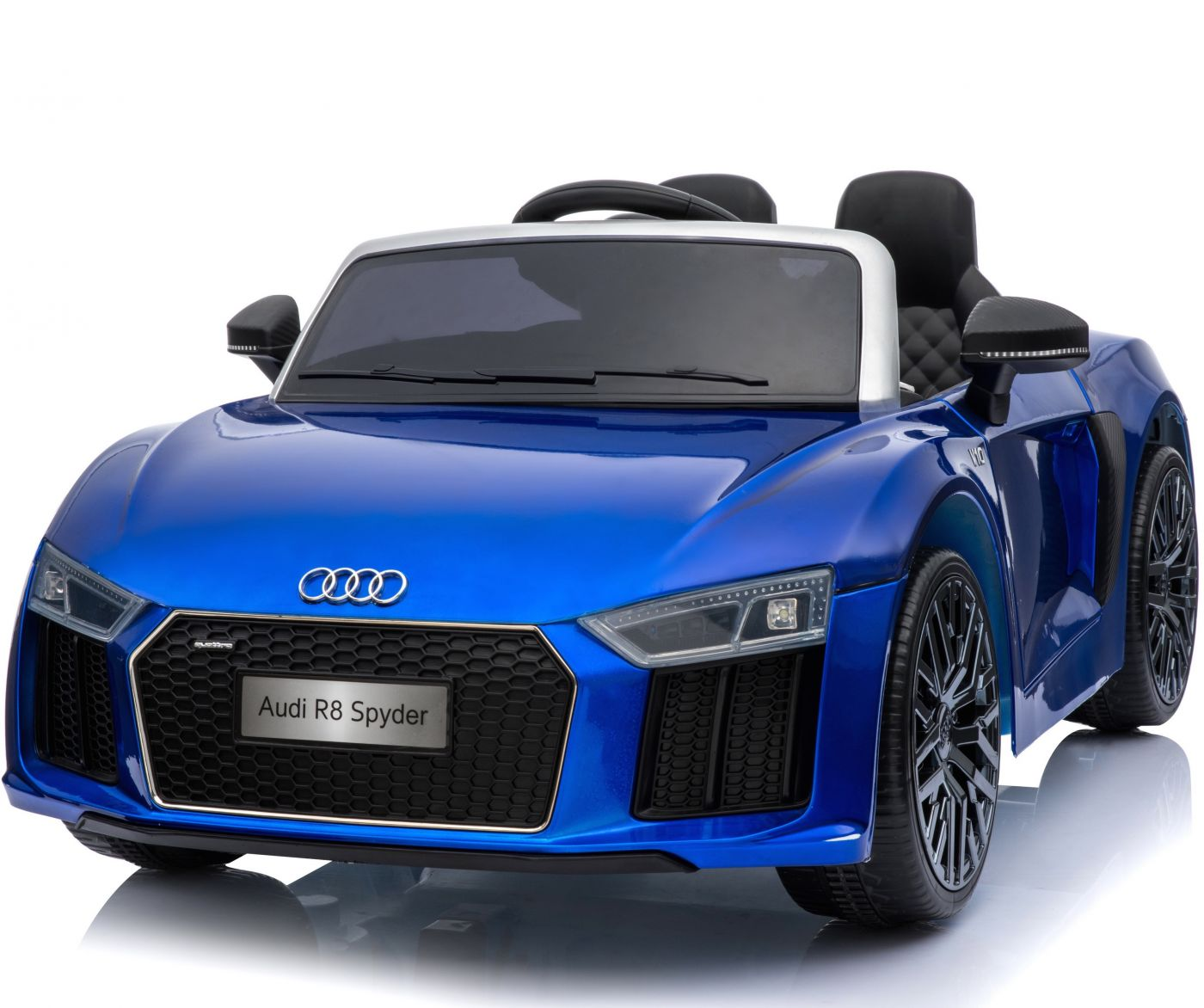 New Shape Licensed Audi R11 Spyder 11V Children's Electric Ride On Toy Car -  Blue | audi car toy