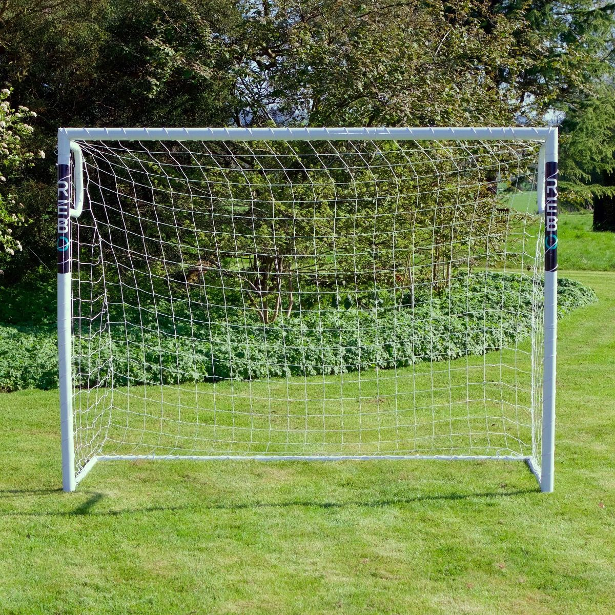 f91c65c6 Rebo Steel Pro Football Goal Post with Locking System - 8 x 6FT Goal
