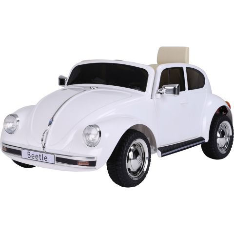 Licensed Retro Style VW Beetle Battery Operated 12V Ride On